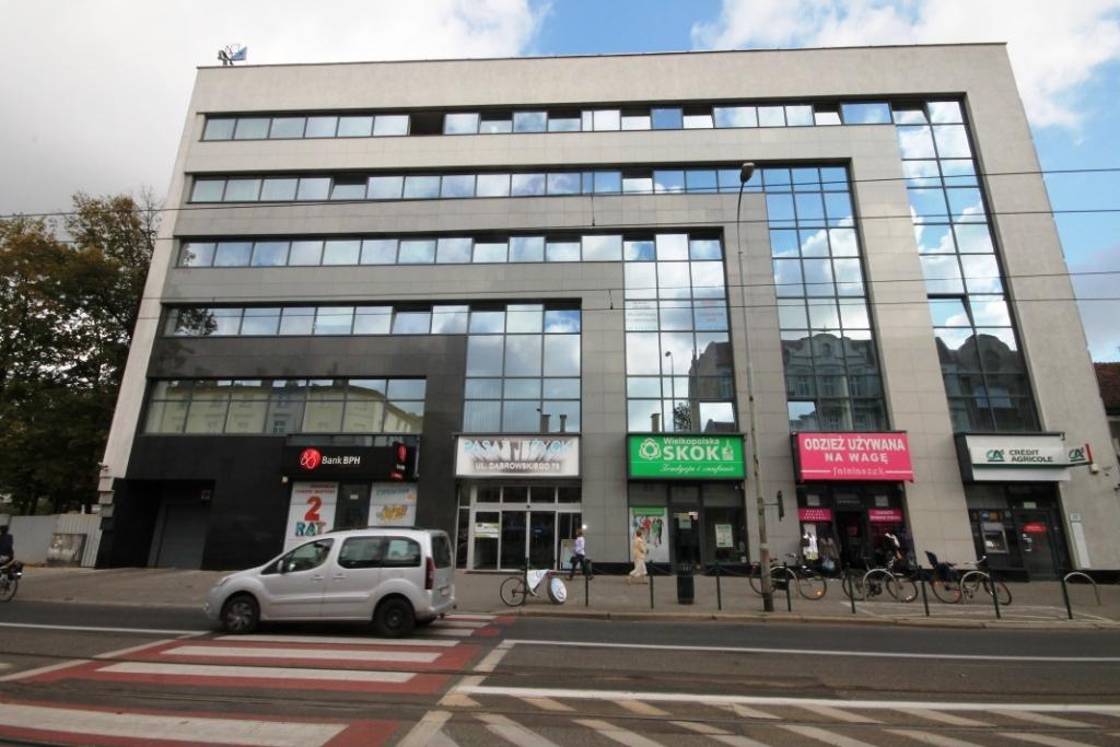 Wohn- und Geschäftshaus in Poznan