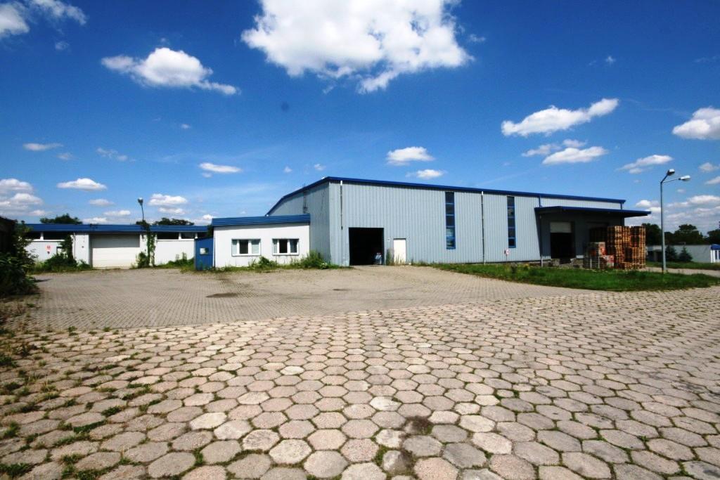 Gewerbeimmobilie bei Wrocław